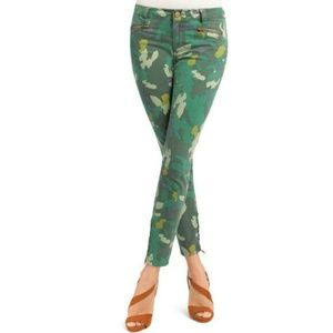 Cabi Clover Camo Camouflage Jegging